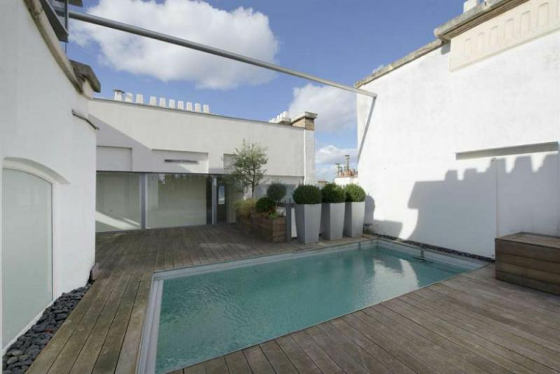 Euro 2016 paris ou new york quel appartement pour for Piscine privee paris