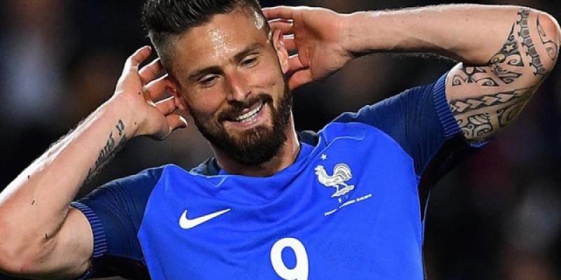 Euro 2016 : à Paris ou à Londres, quel appartement pour Olivier Giroud ?