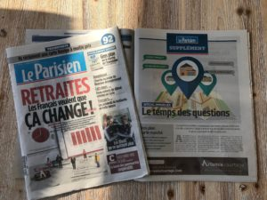 Le Parisien Special Immobilier Homelyoo FNCI Octobre 2018
