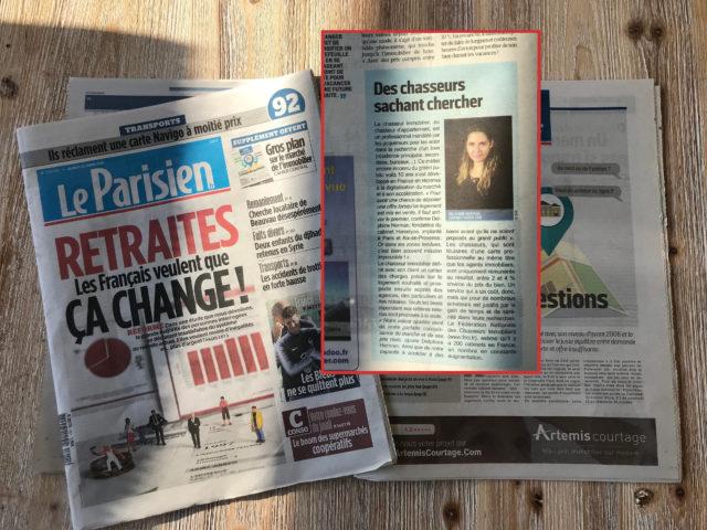 Homelyoo votre chasseur d 39 appartement sur paris et aix en provence - Cabinet immobilier parisien ...
