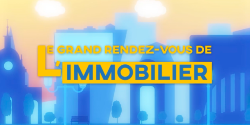 Homelyoo invité du Grand Rendez-vous de l'Immobilier Capital & Radio Immo du 20 novembre