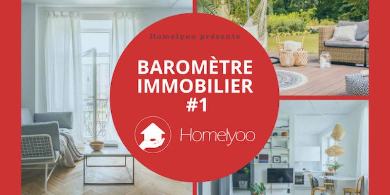 Baromètre immobilier Homelyoo : en janvier 2021, les prix marquent le pas à Paris et dans les Hauts de Seine.