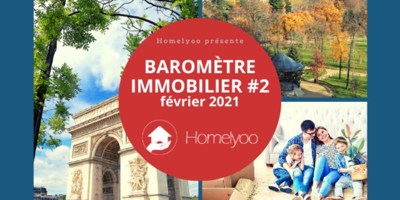 Baromètre immobilier Homelyoo : les prix baissent à Paris et se maintiennent dans les Hauts-de-Seine, en février.