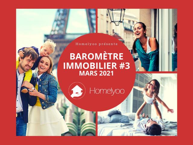 Baromètre immobilier Homelyoo Paris et 92
