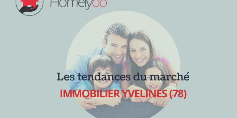 Immobilier : dans les Yvelines, une offre en progression mais des évolutions de prix disparates selon les communes en mars.