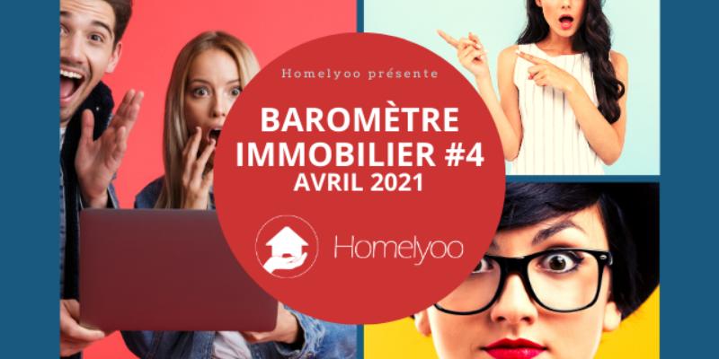 Baromètre immobilier Homelyoo : les prix affichés baissent à Paris et dans les Hauts-de-Seine !