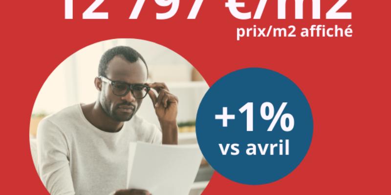 Les prix frémissent à Paris, selon le baromètre immobilier Homelyoo